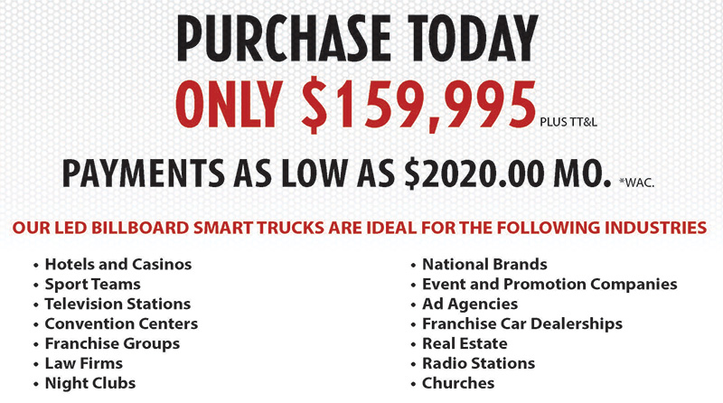 Purchase or Lease a Truck Today